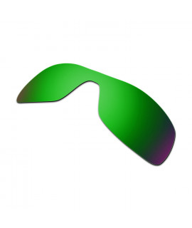 Hkuco Mens Replacement Lenses For Oakley Antix Sunglasses Emerald Green Polarized