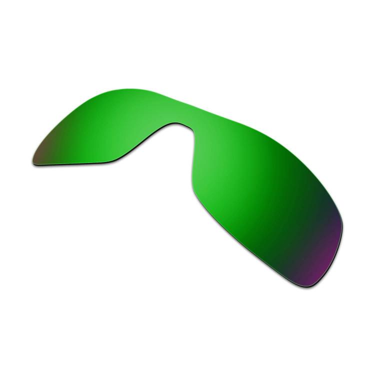 Hkuco Mens Replacement Lenses For Oakley Antix Sunglasses Emerald