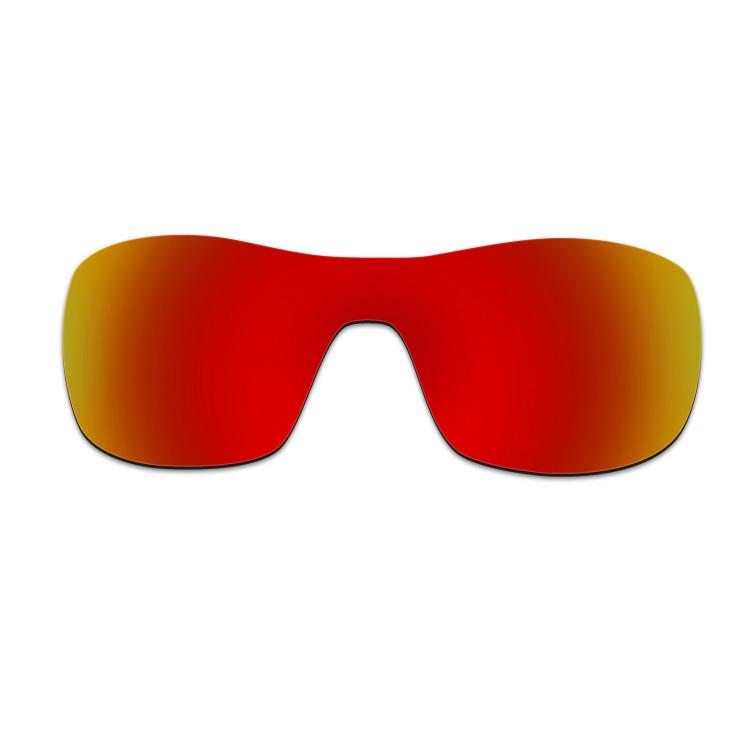 f39bdadbf5 HKUCO Red Polarized Replacement Lenses For Oakley Antix Sunglasses