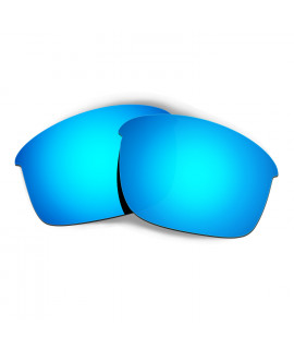 HKUCO Blue Polarized Replacement Lenses for Oakley Bottle Rocket Sunglasses