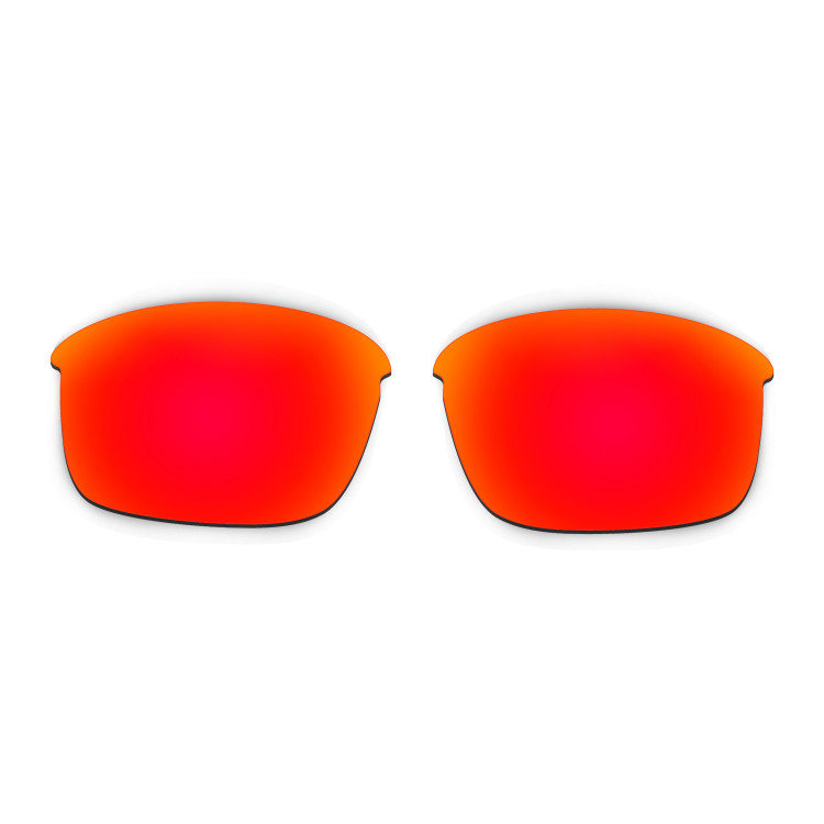 82ca6fdf10 Hkuco Mens Replacement Lenses For Oakley Bottle Rocket Red Blue Black  Sunglasses