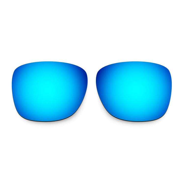 HKUCO Mens Replacement Lenses For Oakley Catalyst Red/Blue/24K Gold/Titanium Sunglasses