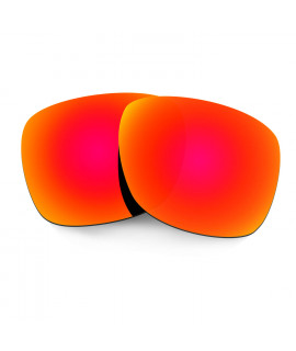 HKUCO Red Polarized Replacement Lenses for Oakley Catalyst Sunglasses