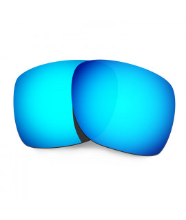 HKUCO Blue Polarized Replacement Lenses for Oakley Deviation Sunglasses