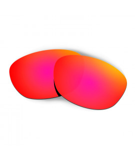 HKUCO Red Polarized Replacement Lenses for Oakley Fives 2.0 Sunglasses