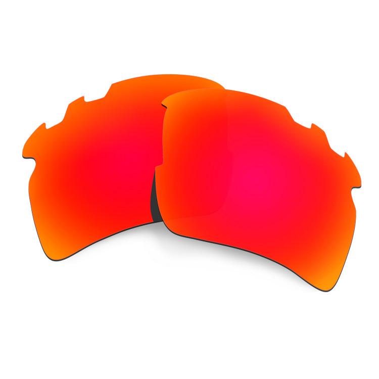 838e3f997e0 HKUCO Red Polarized Replacement Lenses For Oakley Flak 2.0 XL-Vented  Sunglasses