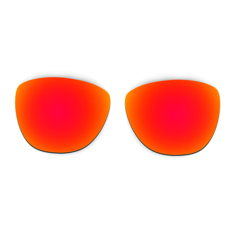 blue oakley frogskins 30qs  HKUCO Red+Blue+24K Gold Polarized Replacement Lenses For Oakley Frogskins  Sunglasses