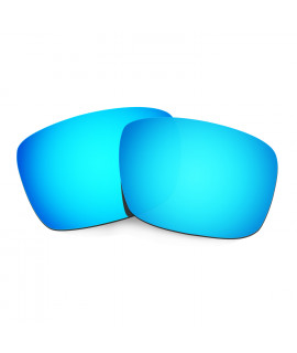 HKUCO Blue Polarized Replacement Lenses For Oakley Fuel Cell Sunglasses