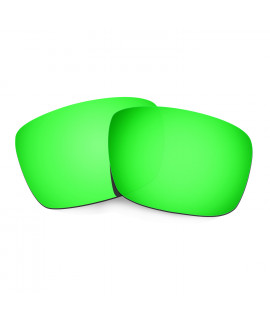 HKUCO Green Polarized Replacement Lenses For Oakley Fuel Cell Sunglasses