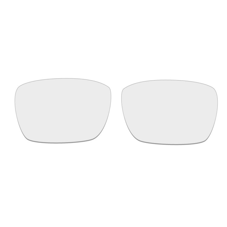 HKUCO Mens Replacement Lenses For Oakley Fuel Cell Sunglasses Blue/Transparent Polarized lDPSl