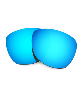 Hkuco Mens Replacement Lenses For Oakley Frogskins (Asia Fit) Sunglasses Blue Polarized