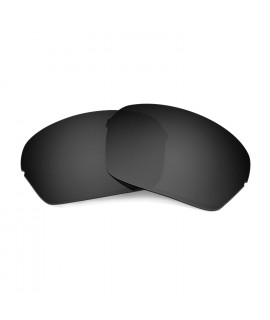 Hkuco Mens Replacement Lenses For Oakley Half X Sunglasses Black Polarized