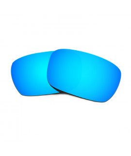 Hkuco Mens Replacement Lenses For Oakley Jury Sunglasses Blue Polarized