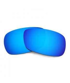 Hkuco Mens Replacement Lenses For Oakley Crosshair 2.0 Sunglasses Blue Polarized