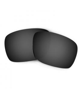 Hkuco Mens Replacement Lenses For Oakley Turbine Sunglasses Black Polarized