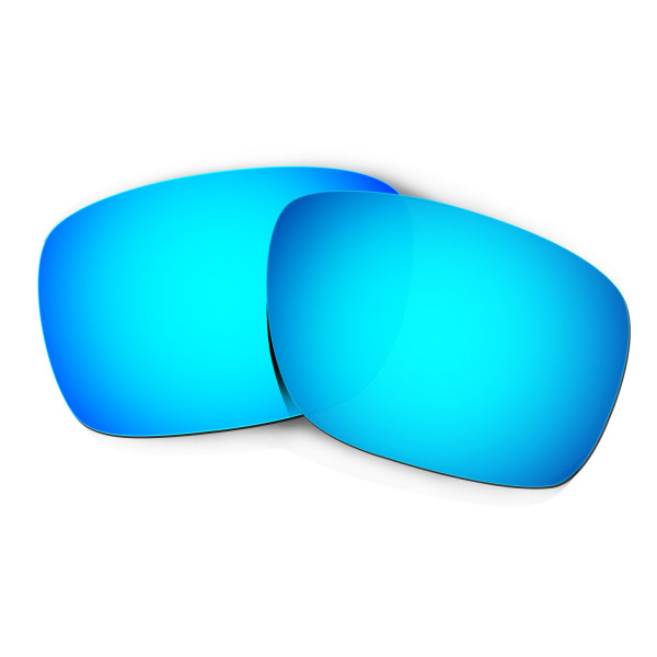 Hkuco Mens Replacement Lenses For Oakley Turbine Sunglasses Blue Polarized