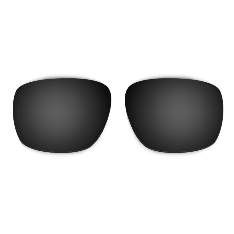 eb5831e5c41 Hkuco Mens Replacement Lenses For Oakley Sliver Sunglasses Blue Black  Polarized