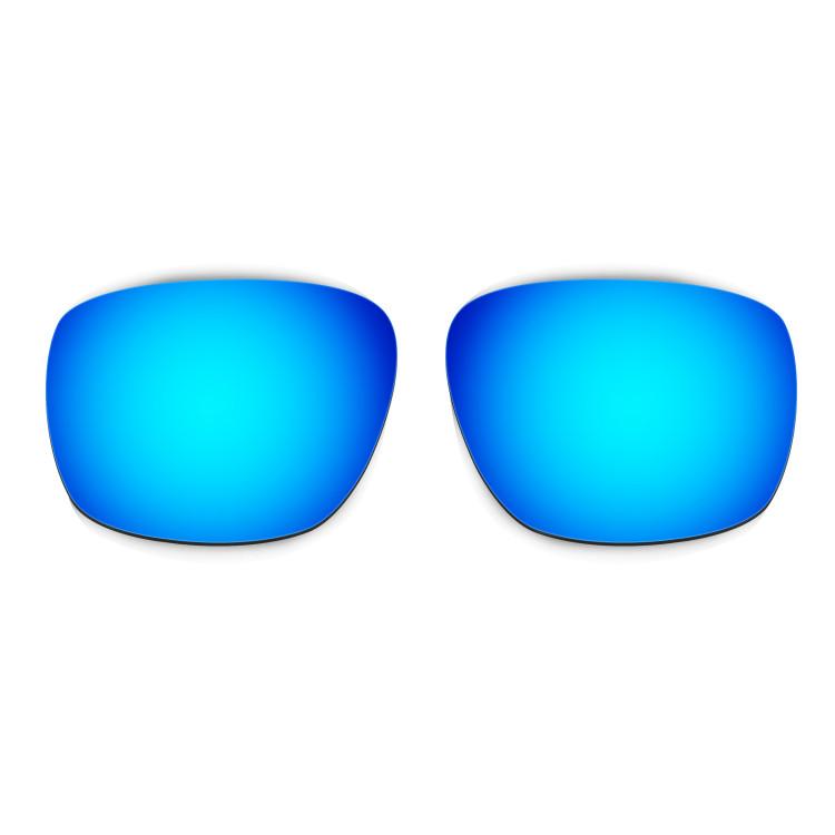 63da34e8c55 Hkuco Mens Replacement Lenses For Oakley Sliver Red Blue Sunglasses