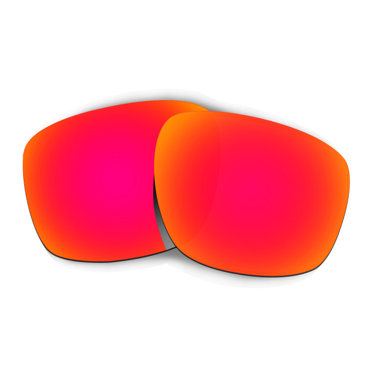 e44a4199a4e Hkuco Mens Replacement Lenses For Oakley Sliver Sunglasses Red Polarized