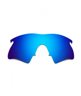Hkuco Mens Replacement Lenses For Oakley M Frame Heater Sunglasses Blue Polarized