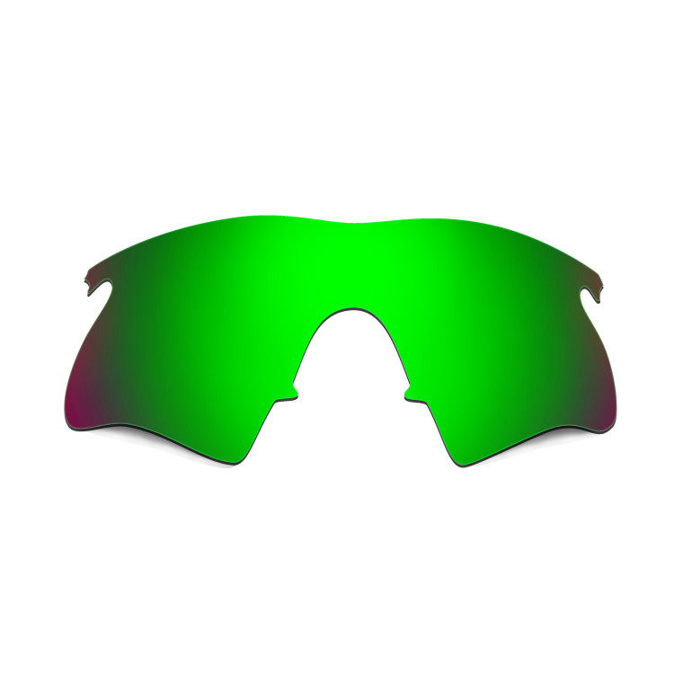 fd068cfb94 Hkuco Mens Replacement Lenses For Oakley M Frame Heater Sunglasses Emerald  Green Polarized