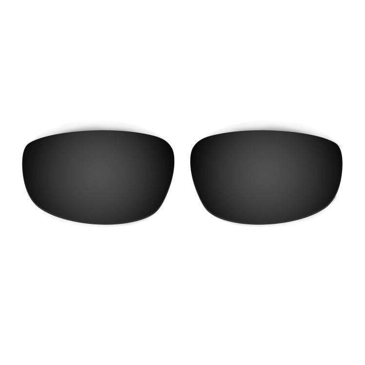 HKUCO Mens Replacement Lenses For Oakley Wind Jacket Red/Blue/Black/24K Gold Sunglasses 3wLg9Iwb