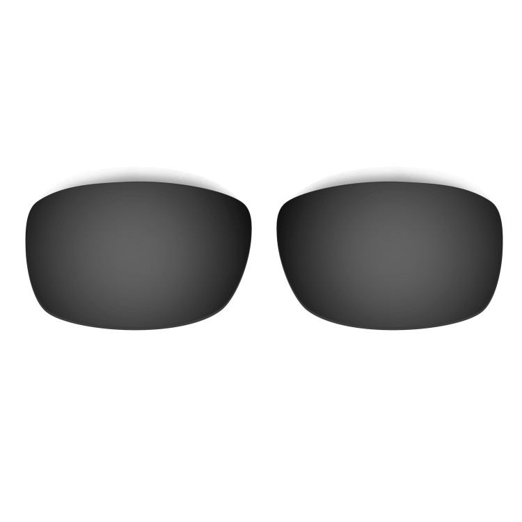 HKUCO Mens Replacement Lenses For Oakley Fives 3.0 Red/Blue/Black Sunglasses 8K81L