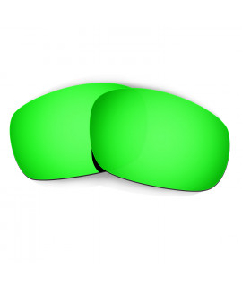 Hkuco Mens Replacement Lenses For Oakley Jawbone (Asian Fit) Sunglasses Emerald Green Polarized