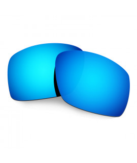 Hkuco Mens Replacement Lenses For Oakley Big Taco Sunglasses Blue Polarized
