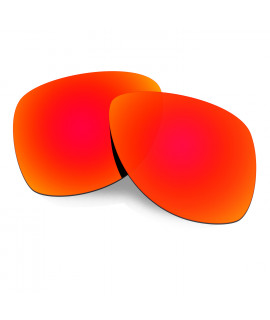 Hkuco Mens Replacement Lenses For Oakley Dispatch 2 Sunglasses Red Polarized