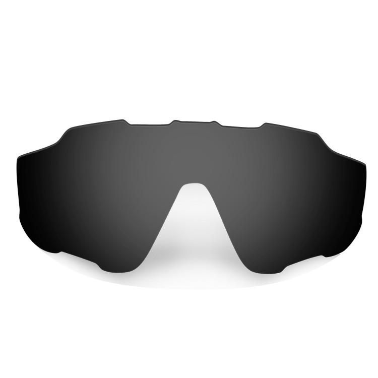 7409059505 Hkuco Mens Replacement Lenses For Oakley Jawbreaker Red Black Emerald Green  Sunglasses