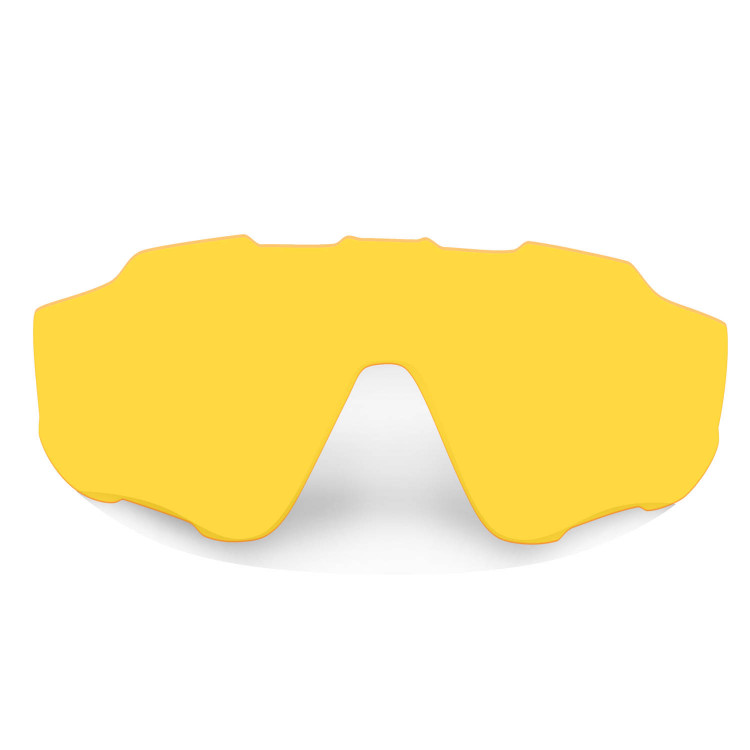 9ccc85afbd Hkuco Transparent Yellow Polarized Replacement Lenses For Oakley Jawbreaker  Sunglasses