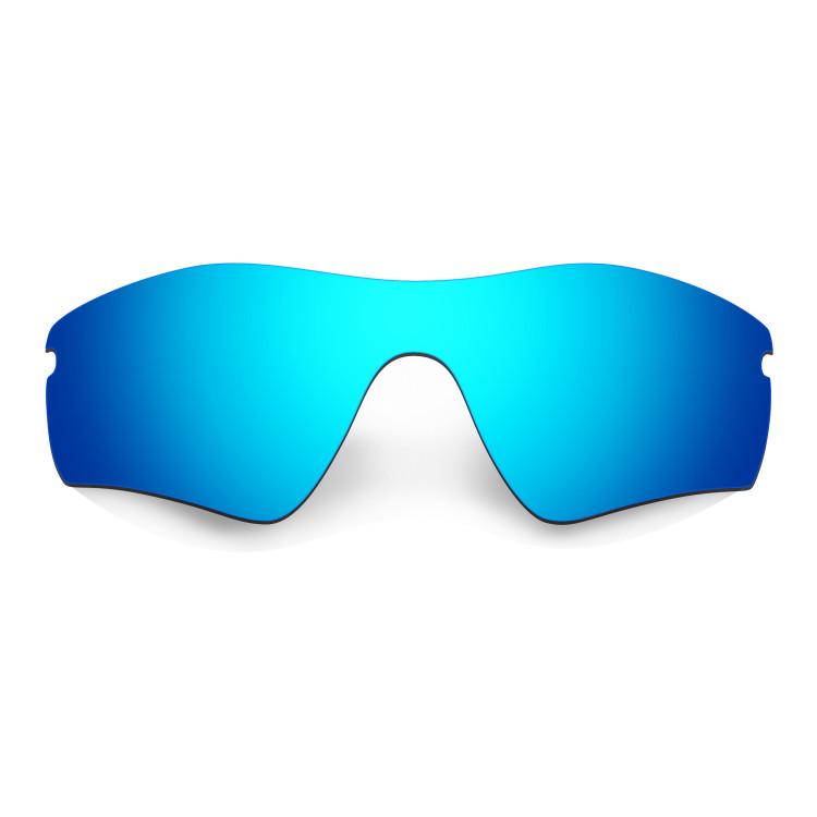HKUCO Mens Replacement Lenses For ruiHPNZ8r9 RadarLock Path Blue/24K Gold Sunglasses 0q5HQs