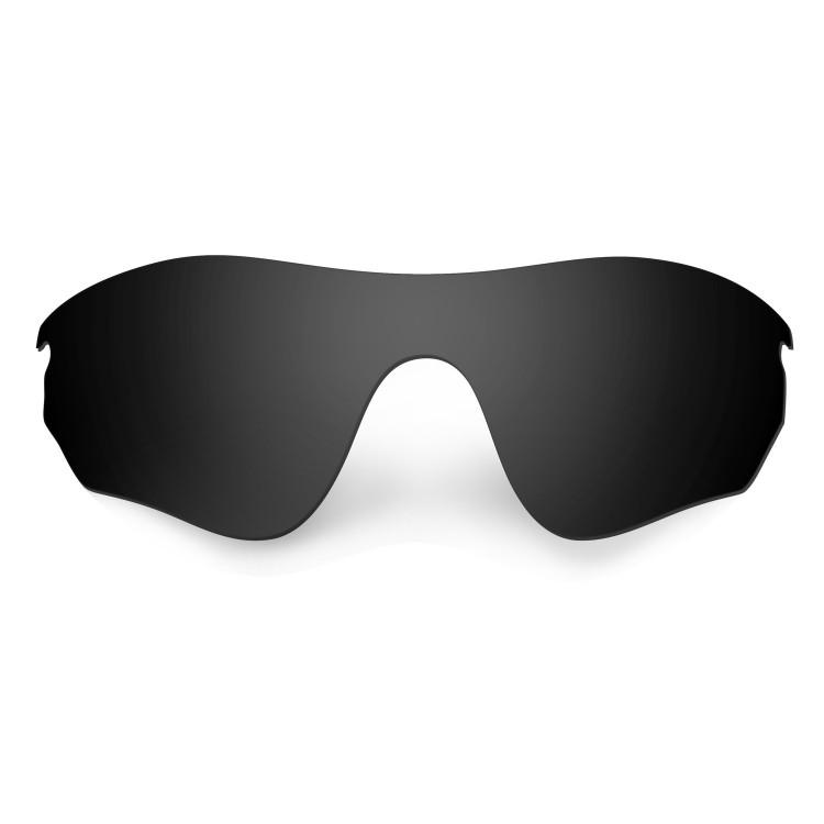 HKUCO Mens Replacement Lenses For Oakley RadarLock Pitch Sunglasses Blue/Black Polarized ar3e2YMf