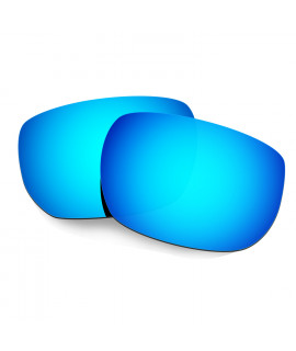 Hkuco Mens Replacement Lenses For Oakley Style Switch Sunglasses Blue Polarized