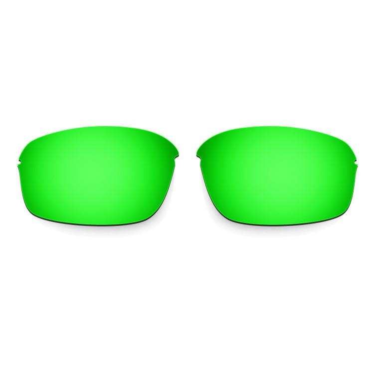 HKUCO Mens Replacement Lenses For Oakley Half Wire 2.0 Red/Blue/Black/Emerald Green Sunglasses fMuADxrOg