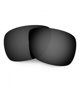 Hkuco Mens Replacement Lenses For Oakley Inmate Sunglasses Black Polarized
