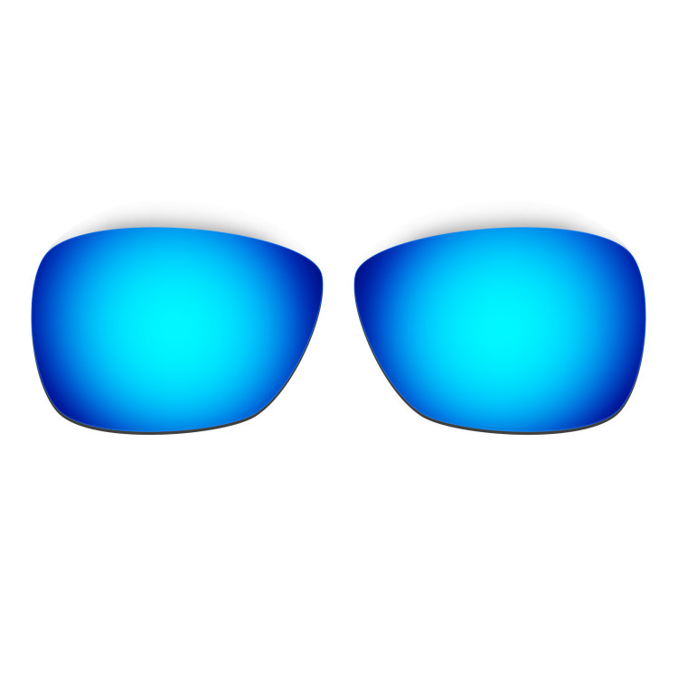 HKUCO Mens Replacement Lenses For Oakley Inmate Red/Titanium Sunglasses Fofxt