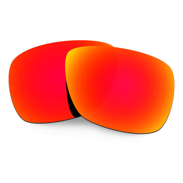 ecc8fc4faf Hkuco Mens Replacement Lenses For Oakley Inmate Sunglasses Red Polarized