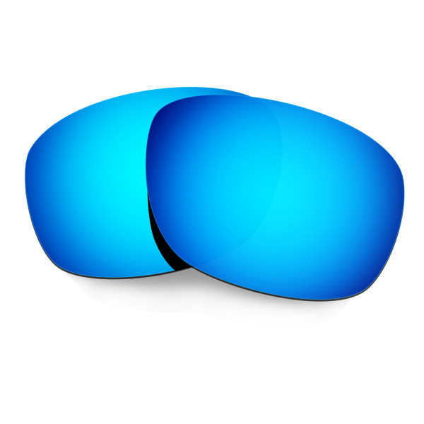 Hkuco Mens Replacement Lenses For Oakley Ten X Sunglasses Blue Polarized