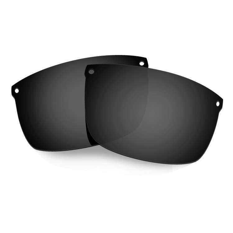 944faba237 Hkuco Mens Replacement Lenses For Oakley Carbon Blade Sunglasses Black  Polarized