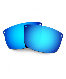 Hkuco Mens Replacement Lenses For Oakley Carbon Blade Sunglasses Blue Polarized