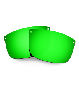Hkuco Mens Replacement Lenses For Oakley Carbon Blade Sunglasses Emerald Green Polarized