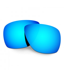 Hkuco Mens Replacement Lenses For Oakley Breadbox Sunglasses Blue Polarized