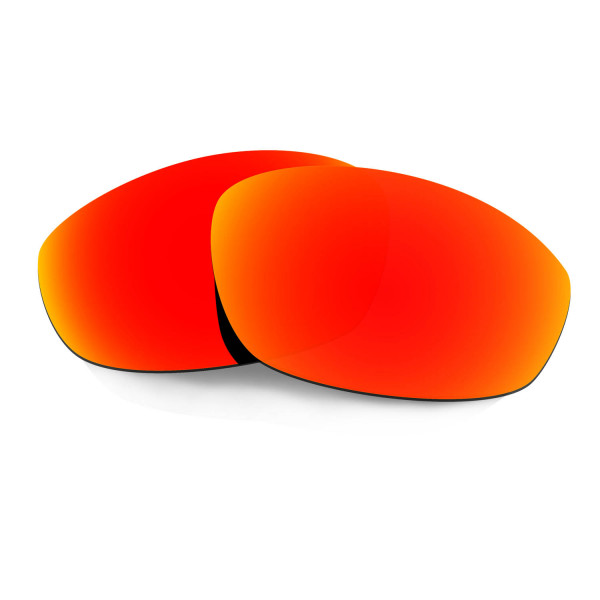 Hkuco Mens Replacement Lenses For Oakley Whisker Sunglasses Red Polarized