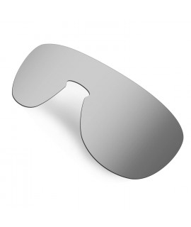 Hkuco Mens Replacement Lenses For Oakley Trillbe Sunglasses Titanium Mirror Polarized