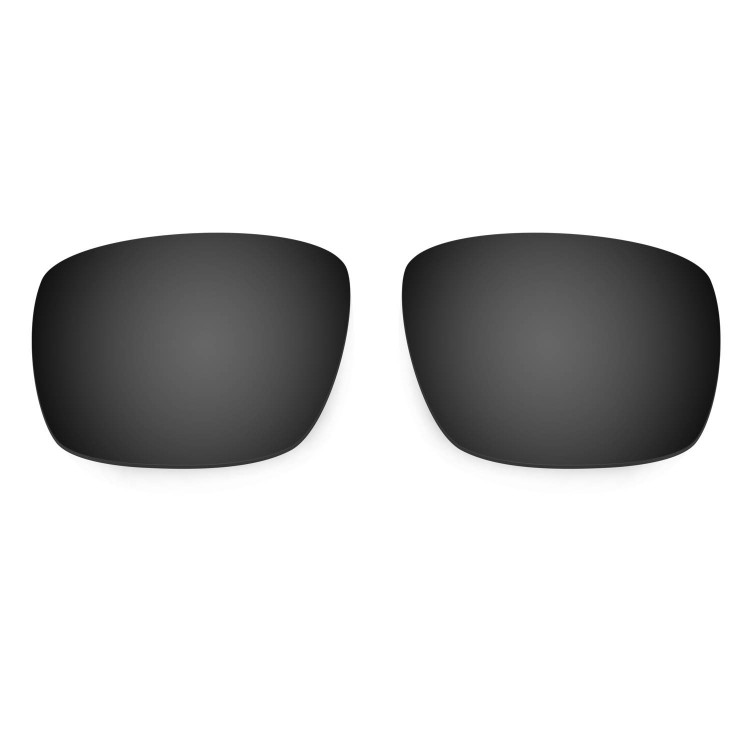 a9e6c0cbfc Hkuco Mens Replacement Lenses For Oakley Mainlink Sunglasses Black Polarized