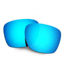 Hkuco Mens Replacement Lenses For Oakley Crossrange Sunglasses Blue Polarized