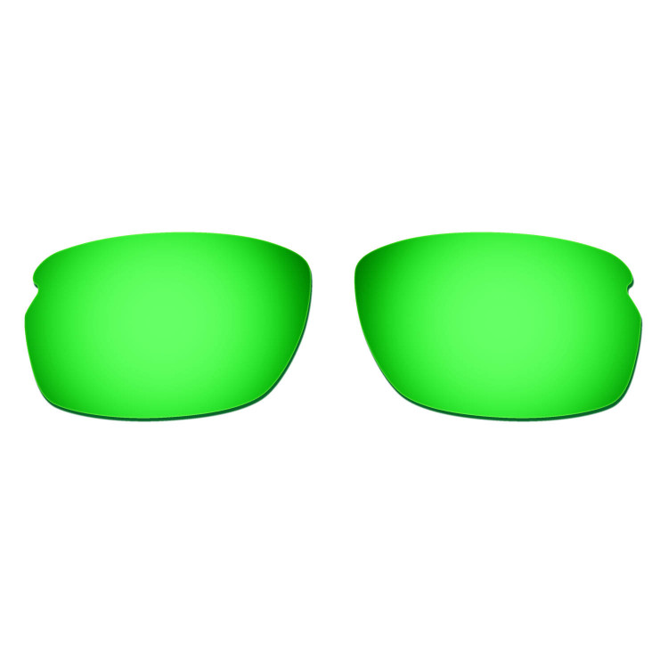 HKUCO Mens Replacement Lenses For Oakley Carbon Shift Sunglasses Emerald Green Polarized bzUsMwn