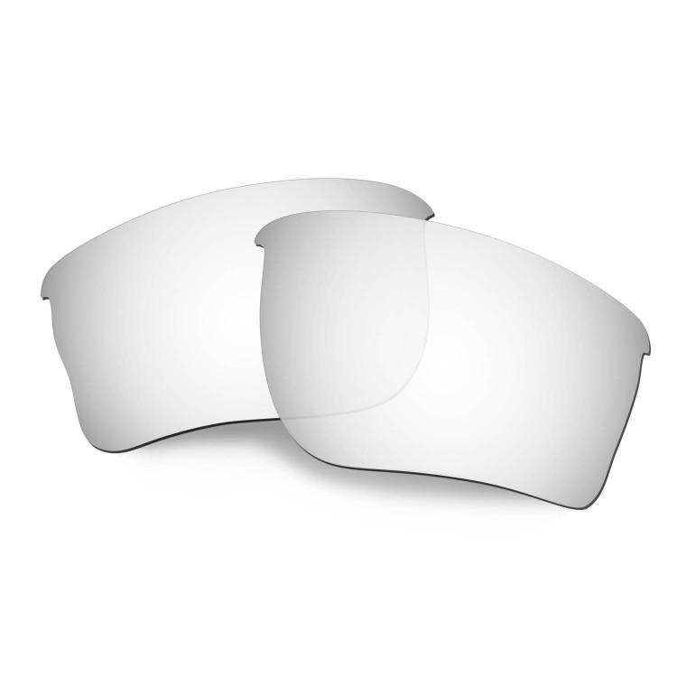 42a336a1d6 Hkuco Mens Replacement Lenses For Oakley Quarter Jacket Sunglasses Titanium  Mirror Polarized
